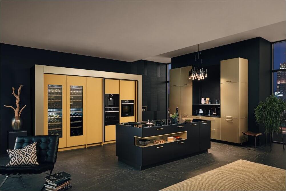 Exklusiv. Luxus. Küchen. Wunderschön.
